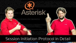 Asterisk Tutorial 35 - Session Initiation Protocol in Detail [english]