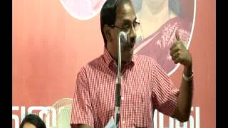 A grand Pattimandram at Sunbeam Chennai - Raja speech - Part 3