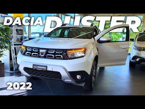 New Dacia Duster 2022