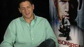 Вентворт Миллер, Wentworth Miller RTL Interview Part 1