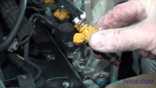 Fuel Injector Replacement Ford 5.4L V8