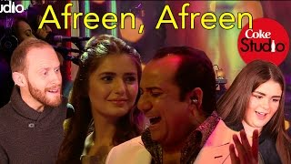 Coke Studio Reaction| Afreen Afreen| Head Spread| Season 9