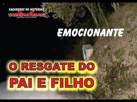 RESGATE DE PAI E FILHO - EMOCIONANTE
