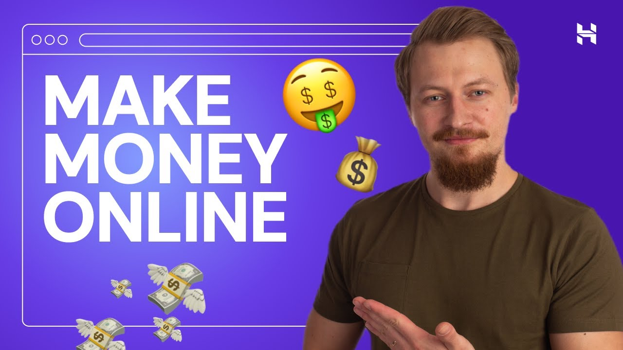 7 Easy Ways To Earn Money Online - How to Earn Money from House thumbnail
