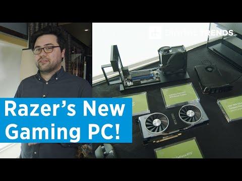 External Review Video MtT_3DwdSHA for Razer Tomahawk Mid-ATX & Mini-ITX Gaming Computer Cases
