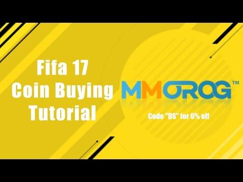 Fifa 17 - Coin Buying Tutorial