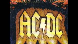 AC/DC - Iron Man 2 - 11 - Hard As A Rock