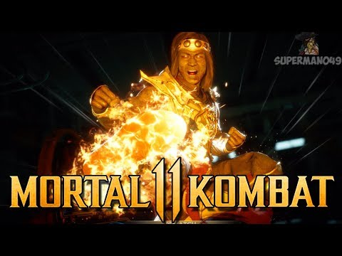 """The Most Requested Character For Me To Play In MK11! - Mortal Kombat 11: """"Liu Kang"""" Gameplay"""