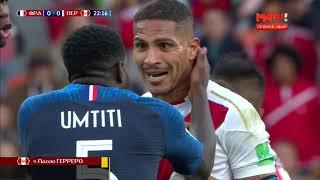 ЧМ 2018 22 Франция   Перу