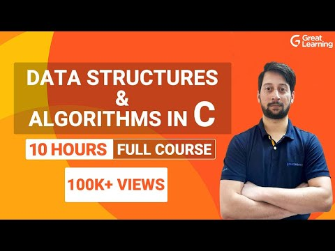 Data Structures and Algorithms in C | C Programming Full course ...