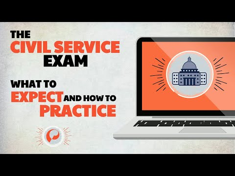 The Civil Service Exam: What To Expect and How To Prepare ...