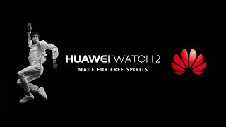 Huawei Watch² »Made for Free Spirits«