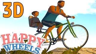 3DのHappy Wheelsがかなりグロかった
