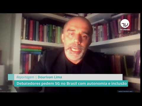 Debatedores pedem 5G no Brasil com autonomia e inclusão – 05/05/21