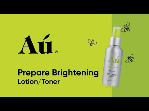 Prepare Spray On Brightening Lotion (Toner)