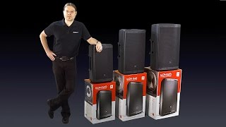 JBL EON 600 Serie PA Aktivlautsprecher
