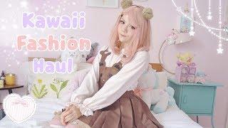 ♡ Autumnal DevilInspired Kawaii Fashion Haul + Review ♡
