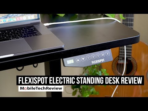 Flexispot Electric Standing Desk Review