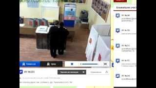 веб выборы 2012 ИУ №253