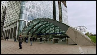 Building of The Year: Canary Wharf
