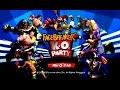 Facebreaker: K O Party Wii Gameplay