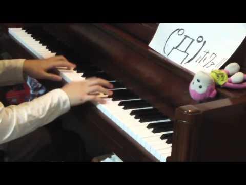 【東方】「No Life Queen」を弾いてみた【ピアノ】