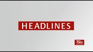 Top Headlines at 9:30 am (English) | February 19, 2020