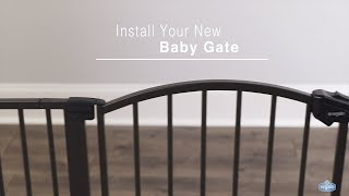 Regalo Baby Home Accents Super Wide Baby Gate (#0390)