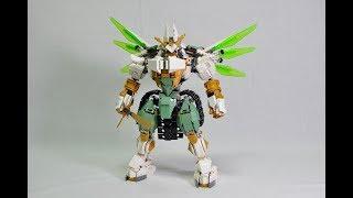 레고 70676 닌자고 로이드의 타이탄 메카 개조 (Lego 70676 LLOYD's TITAN MECH)