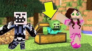 Minecraft: TROLLING JEN SO BAD IT HURTS!!! - DON'T GET TROLLED 2 - Custom Map