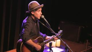 Joshua Radin at The Kessler Theater in Dallas, Texas USA