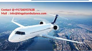 Get fast and Best Air Ambulance Services from Silchar and Gorakhpur