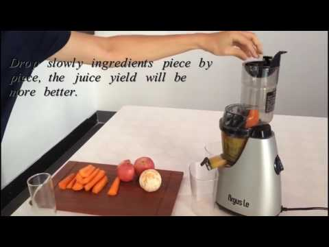 , Argus Le ALB5010 Cold Press Juicer Machine