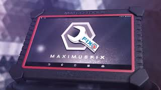MAXFLEX DIAGNOSTIC SCAN TOOL MDMAXFLEX   Matco Tools