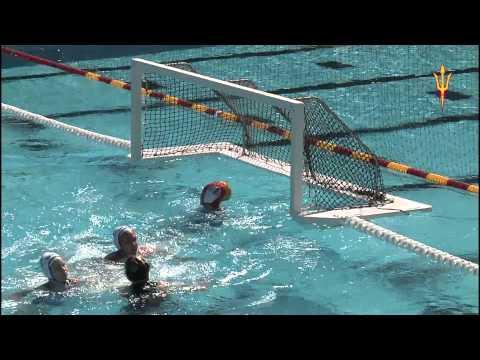 ASU Water Polo v Hartwick - 25 March 2013