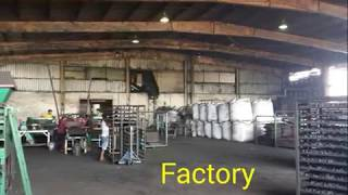 preview picture of video 'Charcoal Shisha Cubes Manufacturing Process By Greenlink Biotech Sdn Bhd'