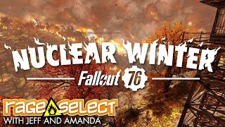 Fallout 76: Nuclear Winter (Battle Royale) Let's Play