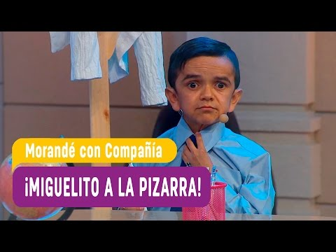 La escuela de Miguelito - ¡Miguelito a la pizarra! - Morandé Con Compañía 2017