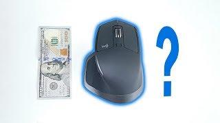 Беспроводная мышь за 100 долларов? Обзор Logitech MX Master 2S.