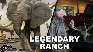 OVER 2,200 MOUNTS - Crazy Cool Wildlife Center At The Legends Ranch!