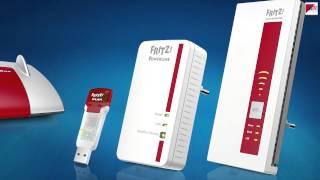 AVM zeigt neue Fritzboxen und Zubehör auf der CeBIT