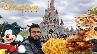 الاكل في ديزني لاند - باريس | Disneyland Food - Paris