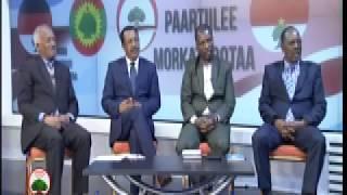 Marii Addaa Paartilee Siyaasaa Oromoo waliin Istuudiyoo OBNitti Sad 18, 2011