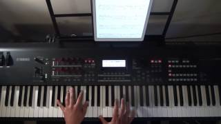 Broken Vow   Lara Fabian (Piano Accompaniment) By Aldy Santos