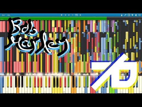 Bob Marley - xDEFCONx + Bill Wurtz (music for eyes EP)