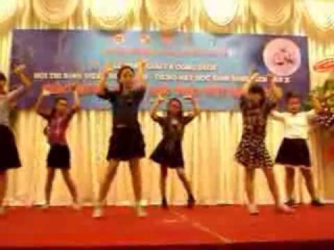 Phương Mỹ Chi nhảy Sexy Love đẹp ko kém T-Ara