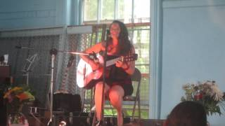 marcy gregoire singing ani difranco's 'bliss like this'