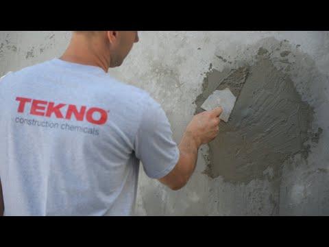 Цементный  усилитель Tekno Ad youtube