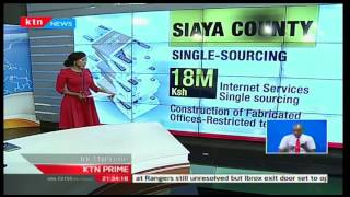 47 Days Of Accountability : General Auditor's report on Siaya County