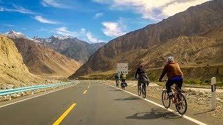 Video : China : Cycling the Karakoram Highway, from Kashgar to the Pakistan border